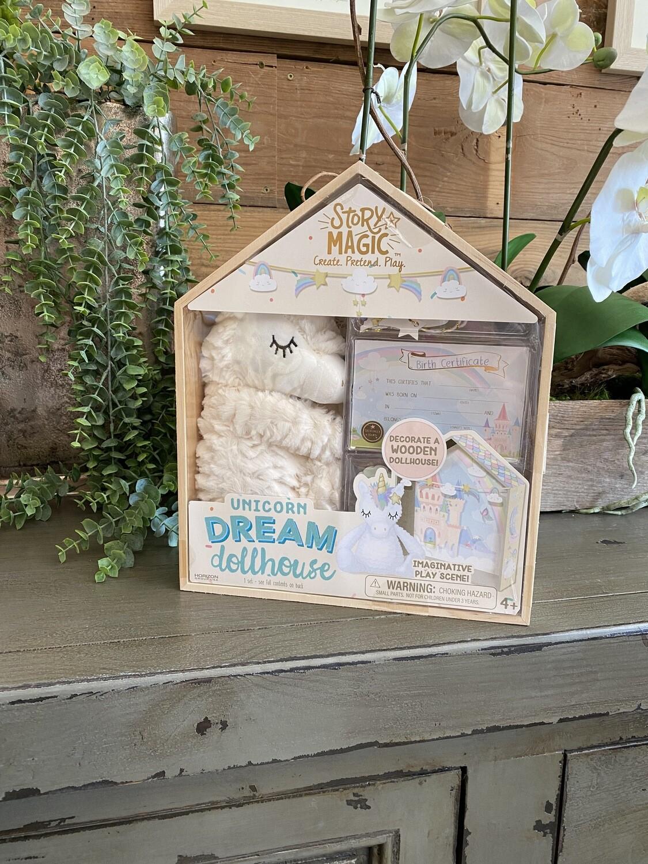 SM Unicorn Dream Dollhouse