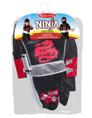 Ninja Role Play Set #8542