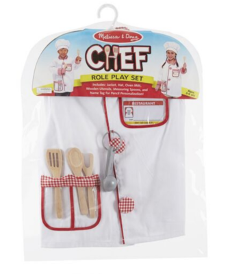 Chef Role Play Set #4838