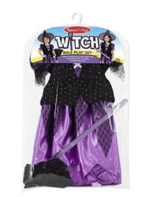 Witch Play Costume
