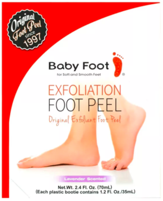 Baby Foot - Feet Conditioning Treatment - Women's