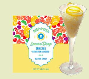Wine-a-Rita Lemon Drop