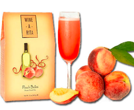 Wine-a-Rita Peach Bellini Box