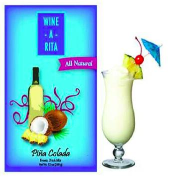 Wine-a-Rita Pina Colada