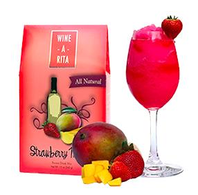Wine-a-Rita Strawberry Mango