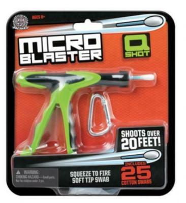 Micro Blaster Pop