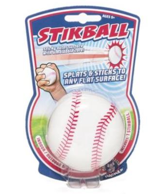 Stikball Foil Bag