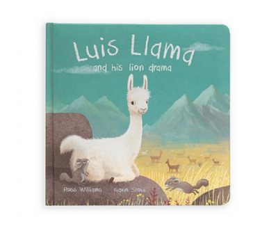 Luis Llama Book #BK4LLUS