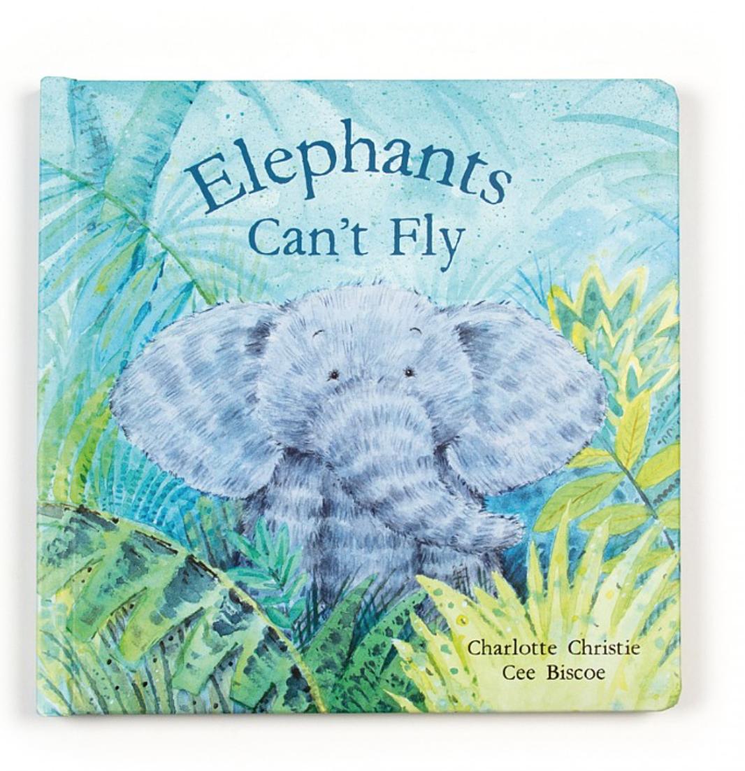 Elephants Can't Fly Book #BK4ECFUS