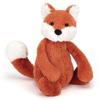 Bashful Fox Cub - Md #BAS3FXC