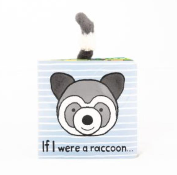 If I Were A Raccoon Book