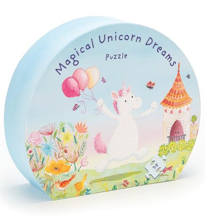 Magical Unicorn Dreams Puzzle #PUZ4U
