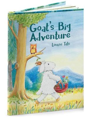 Goat's Big Adventure Book #BK4GBAUS