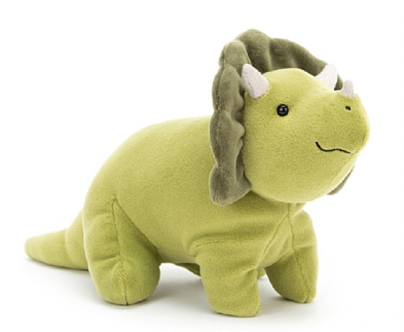 Mellow Mallow Triceratops Small #MM4TS