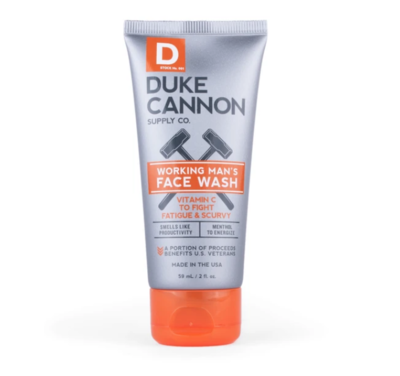 Working Man's Face Wash 4 oz.