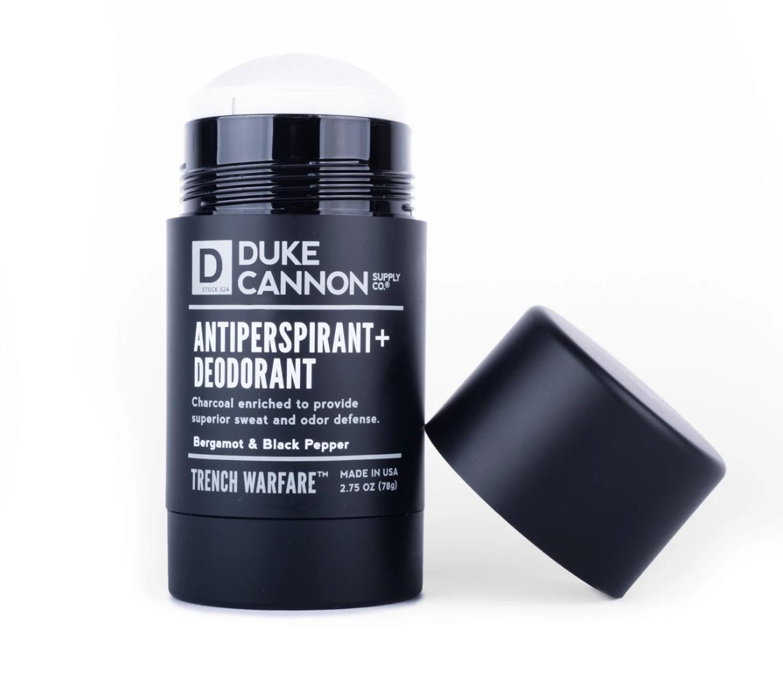 Antiperspirant + Deodorant