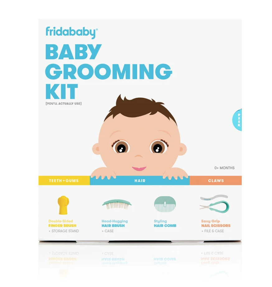 Baby Grooming Kit