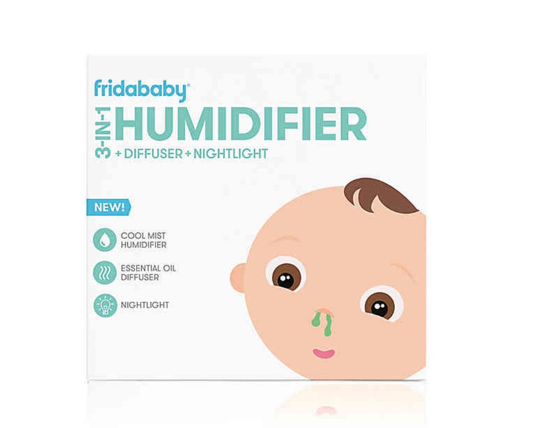 BreatheFrida the Humidifier
