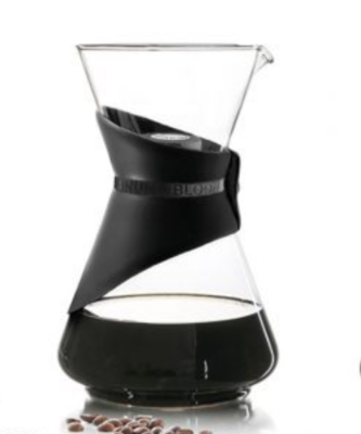 Bloom & Flow Coffee Maker #FLOW BK