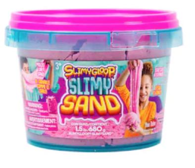 Slimy Gloop Slimy Sand Bucket