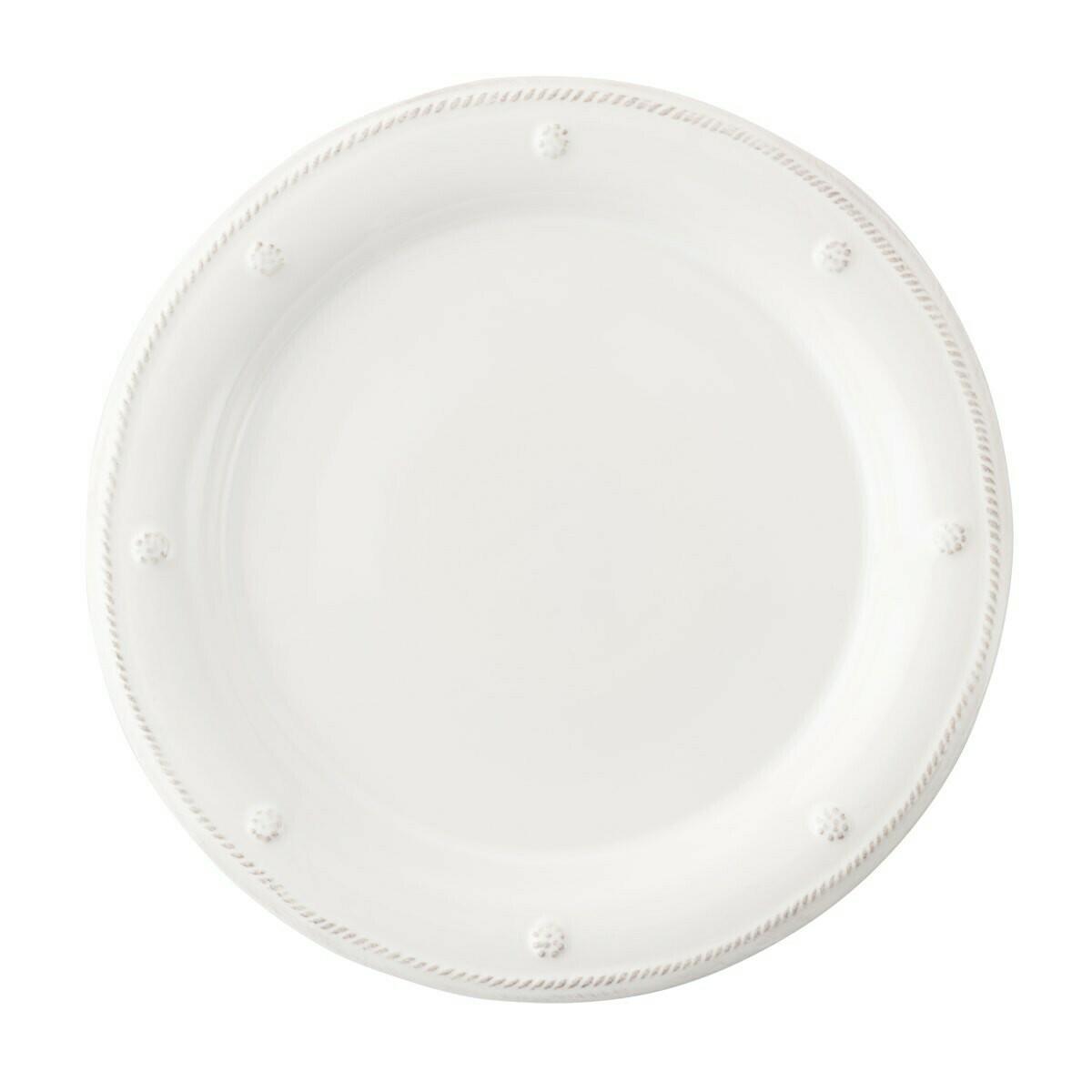 B&T Dinner Plate White #JDR/W
