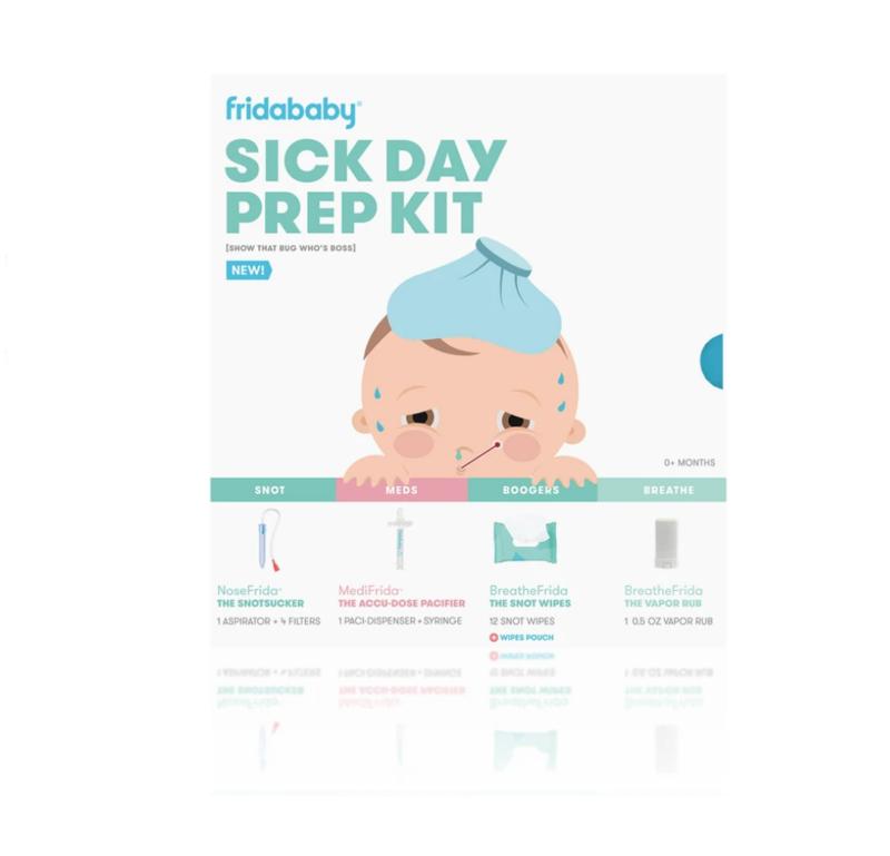 Sick Day Prep Kit
