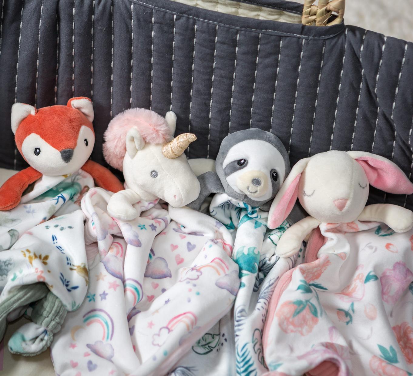 Little Knottie Blanket