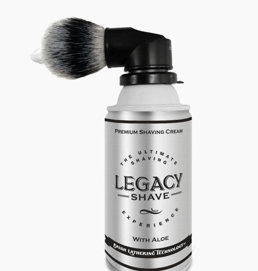 Individual Legacy Shave Can