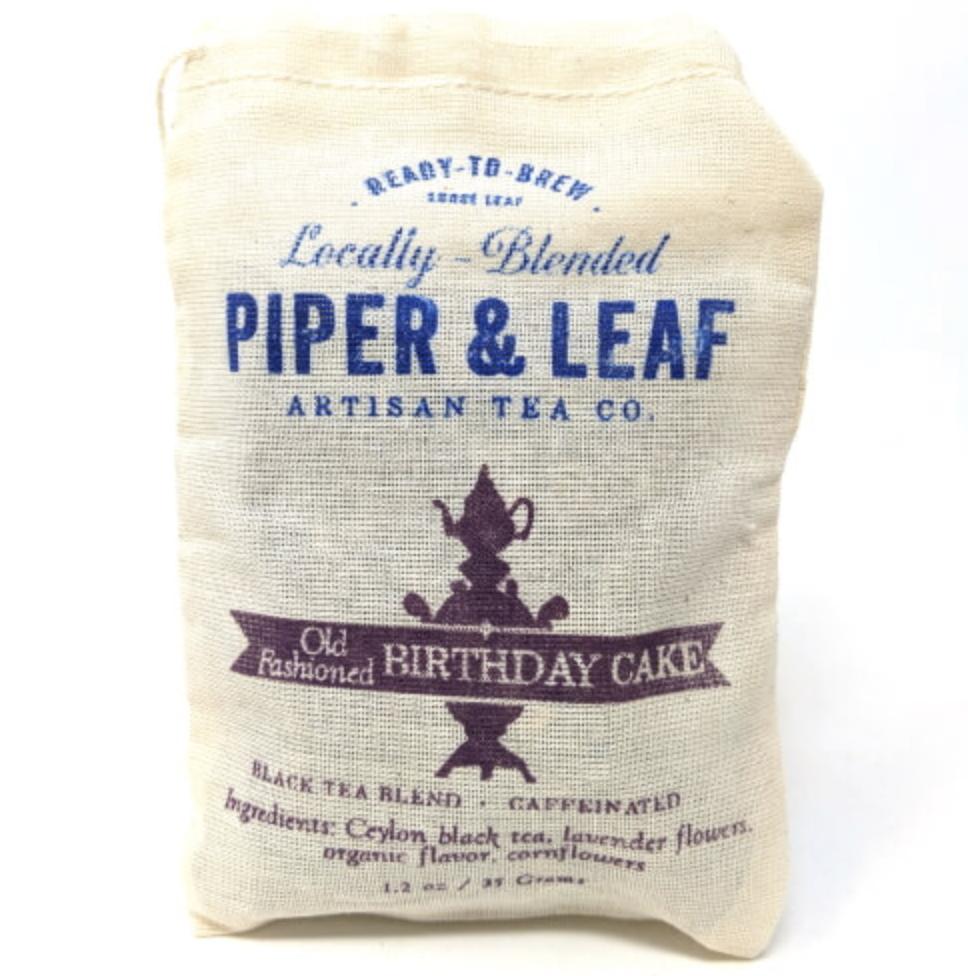 Essential Bags of Loose Tea
