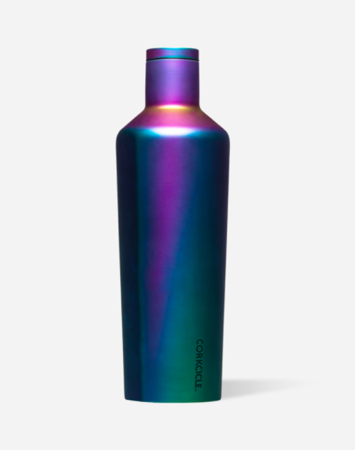 25oz Metallic Canteen