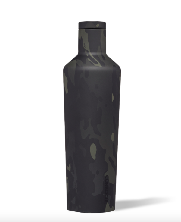 25oz Patterned Canteen