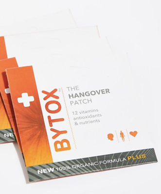 Bytox Hangover Remedy Patches