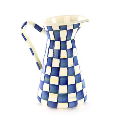 Royal Check Practical Pitcher - Large