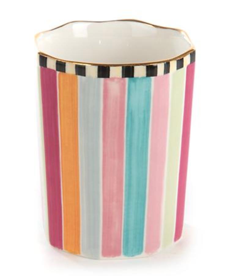 Ribbon & Dot Cup