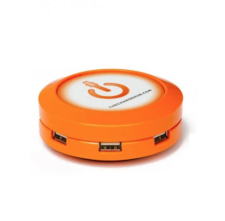 ChargeHub: USB Universal Charging Station