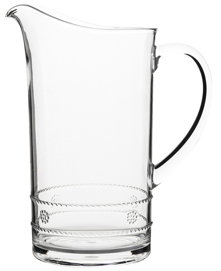 Isabella Acrylic Clear Pitcher #MA304/01