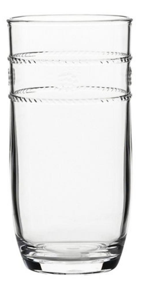 Isabella Acrylic Clear Lg Beverage #MA303/01