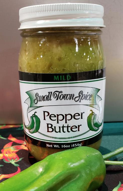 Pepper Butter - Mild