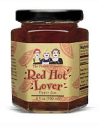 Red Hot Lovers Pepper Jam