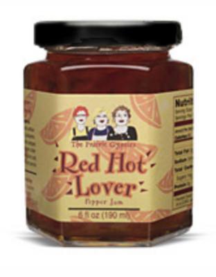 Red Hot Lovers Pepper Jam