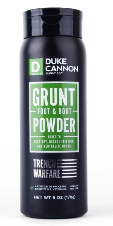 Grunt Foot & Boot Powder