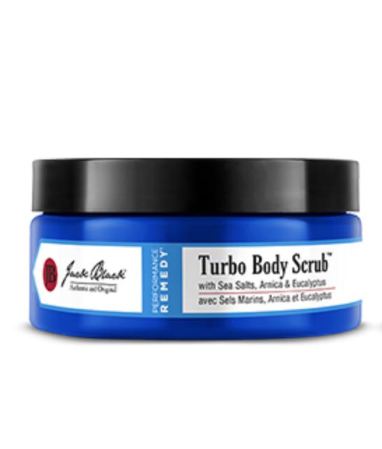 Turbo Body Scrub 10oz