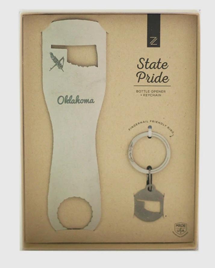 State Gift Box - Oklahoma