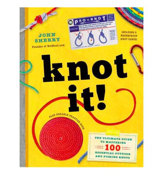 Knot it!