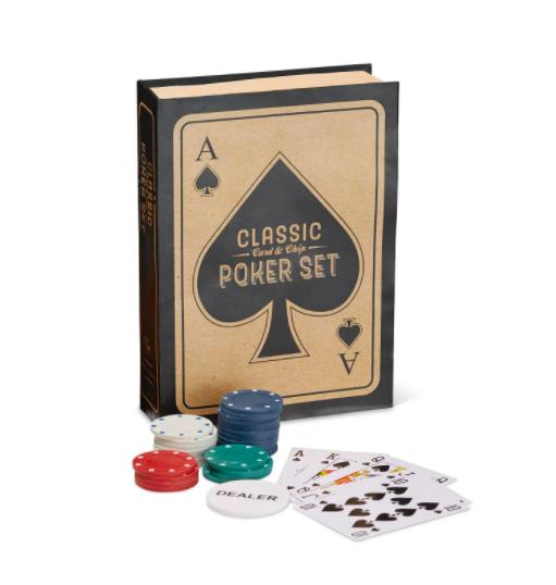 Poker Set Gift Box