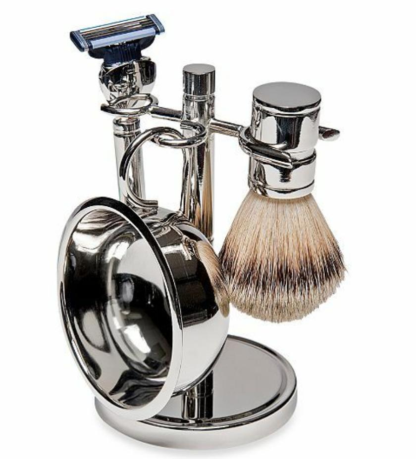4 pc Shave Set
