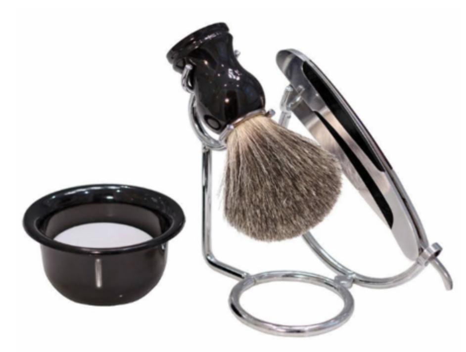 5 pc Shave Set