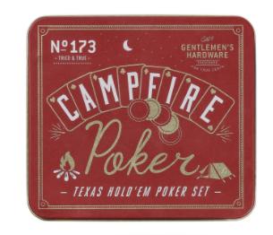 Campfire Poker #AGEN173
