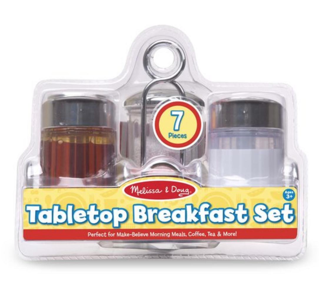 Breakfast Caddy Set #9359