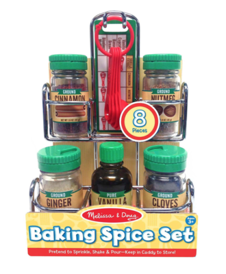 Let's Play House Baking Spice Set #9349